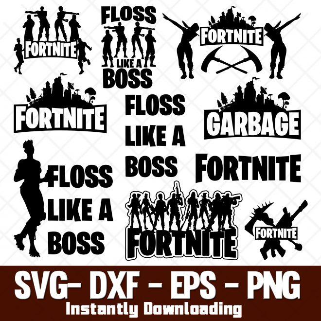 fortnight logo svg