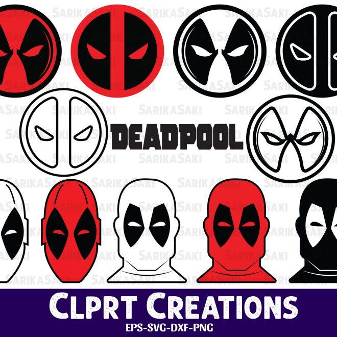 deadpool logo svg
