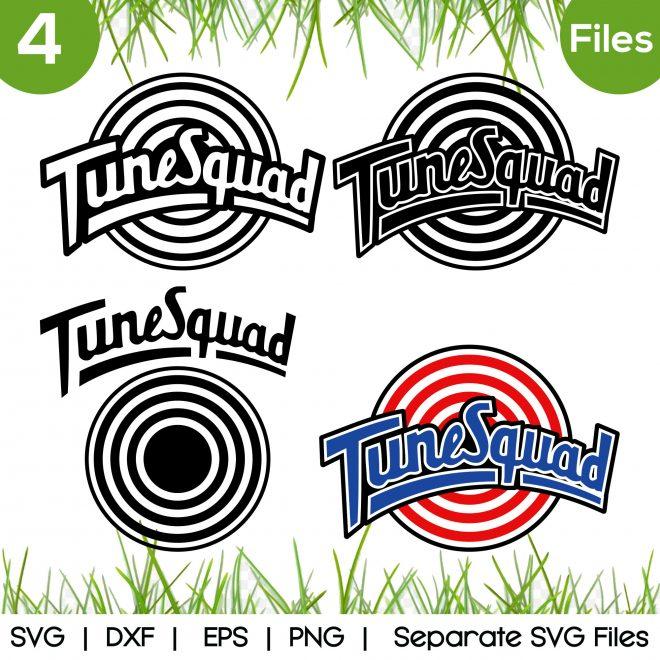 tune squad logo