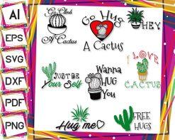 Go hug a cactus